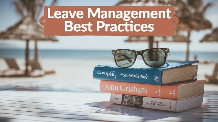 Leave Management Best Practices