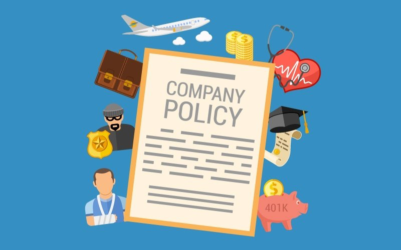 26 sample employee handbook policies for improved compliance
